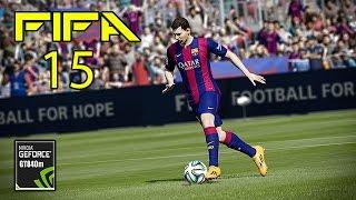 FIFA 15 (2014)   Nvidia 840M