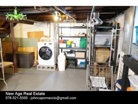 483 Chapman St., Canton MA 02021 - Single Family Home - Real Estate - For Sale -