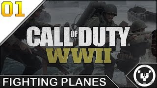 FIGHTING PLANES | Call of Duty: WW2 | 01