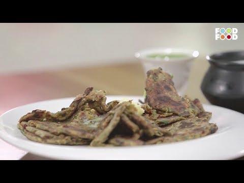 Flax Seeds Aur Palak Ke Paranthe | Winter Treats | Chef Harpal Singh Sokhi | FoodFood