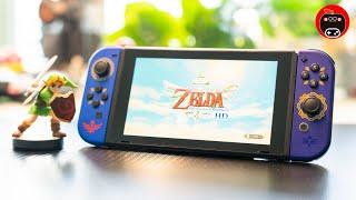 젤다의 전설 스카이워드 소드 HD 스틸북, 조이콘 언박싱~ 조이콘 이건 필구인듯~ 로프트 버드 아미보 제발~!! The Legend of Zelda: Skyward Sword HD