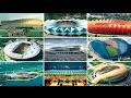Los 12 Estadios para el mundial - FIFA World Cup 2018 Rusia TM/HD