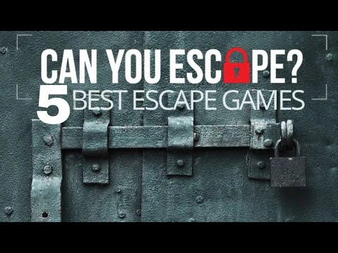 Top 5 Escape Games For Android