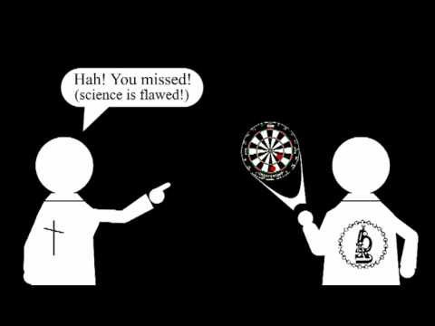 Faith vs. Science: A Difference in Darts