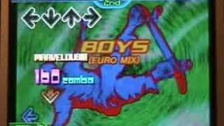 DDR - Boys (Euro Mix)