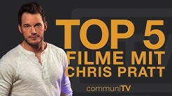 TOP 5: Chris Pratt Filme (Ohne Marvel)