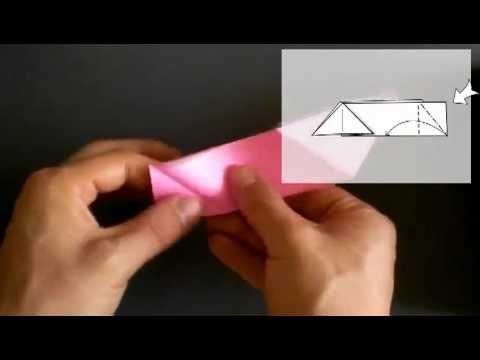 Оригами — Свинья