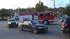 *3 in a ROW* West Vancouver Fire Rescue - Engine 1, Rescue 1, & Engine 4 Responding