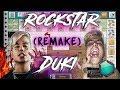 Duki - Rockstar (Remake in Causitc 3 by @Skrimeroficial) FREE DOWNLOAD