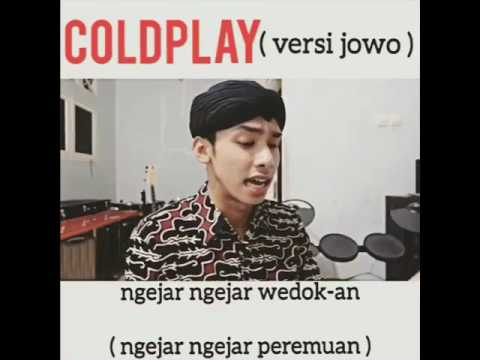 Coldplay fersi arif jawa 😁😁👍🏿👍🏿👍🏿