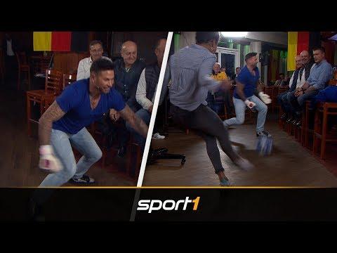 Torwartfehler! Hier macht Tim Wiese den Gigi Buffon | SPORT1 - FANTALK