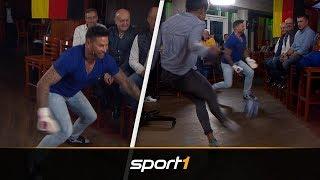 Torwartfehler! Hier macht Tim Wiese den Gigi Buffon   SPORT1 - FANTALK