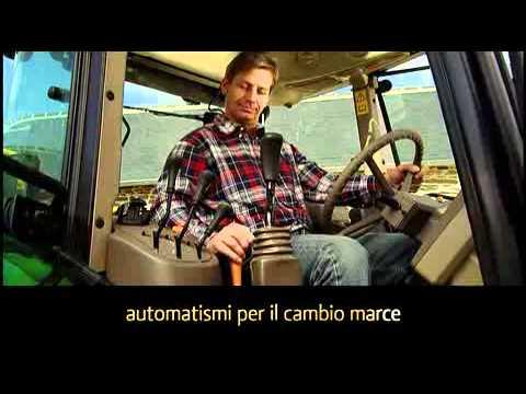 Trattori John Deere Serie 5R