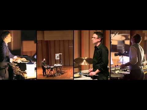 Andrew McIntosh - I Hold the Lion's Paw - Los Angeles Percussion Quartet (LAPQ)