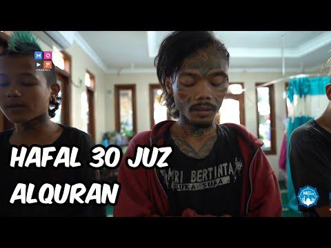 ANAK PUNK HAPAL 30 JUZ - MUSLIM MILENIAL