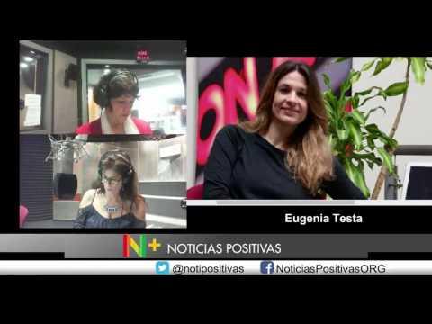 24-11-2016 | Noticias Positivas en Radio Palermo FM 94.7