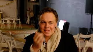 """Небольшое интервью после спектакля """"Во власти женщины"""" (01.02.2020, Липецк)"""