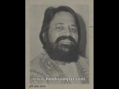 Hari Om Sharan - Aarti Kunj Bihari Ki - Kunj Bihari Aarti.wmv