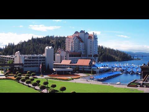 The Coeur d'Alene Resort Virtual Tour