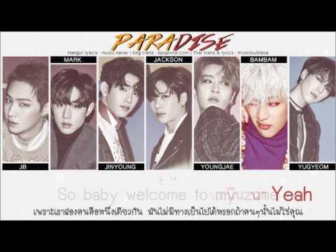 [KARAOKE - THAISUB] GOT7 - Paradise