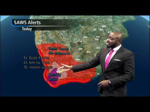 Weather Forecast: 80% Of Rain Expected For Western Cape
