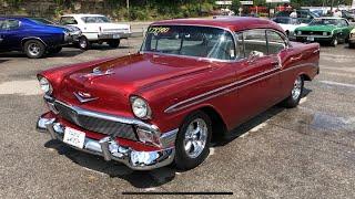 1956 Chevy Bel Air $29,900 Maple Motors