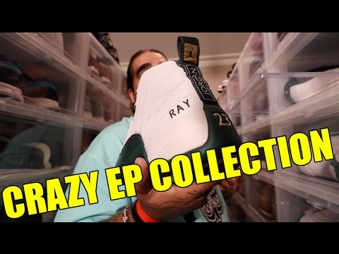 INSANE Player Exclusive Sneaker Collection By Perfect Pair