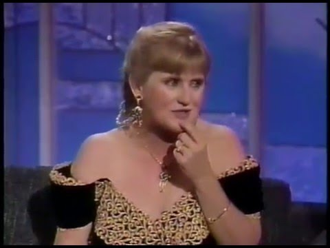 Nancy Cartwright On The Arsenio Hall Show