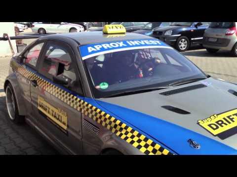 Drift taxi Bratislava v MM RACING