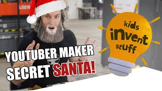 YouTube Secret Santa: MAKER EDITION!