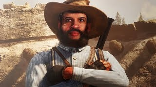 CHEGUE  RASGANDO   Red Dead Redemption 2