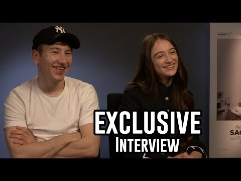 Barry Keoghan & Raffey Cassidy - The Killing of a Sacred Deer | Exclusive Interview