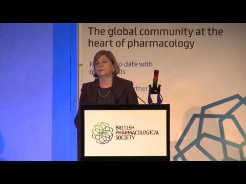 Professor Jackie Hunter: AstraZeneca Women in Pharmacology Prize