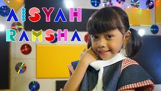 Tasya - Jangan Takut Gelap (Cover by Aisyah Ramsha) lagu anak