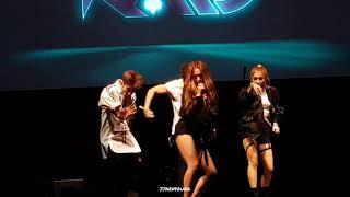 180121 KARD - Push & Pull (Wild KARD Asia Tour in Singapore 2018)