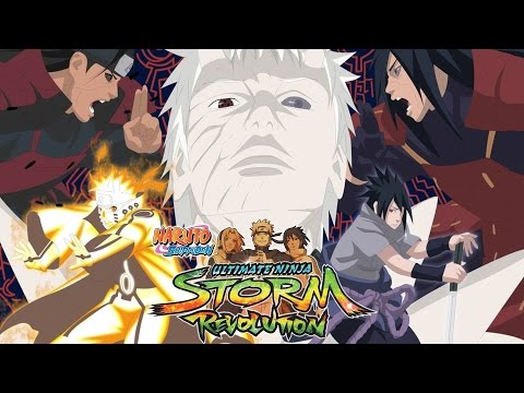 Naruto Shippuden : U.N.S.Revolution - Bölüm 1 - Başlangıç