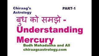 बुध को समझे - Understanding Mercury