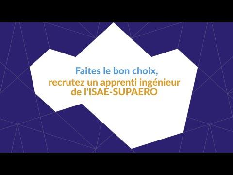 La Formation Ingénieur par apprentissage présentée par Caroline Bérard