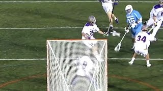 One Handed Lacrosse Goals