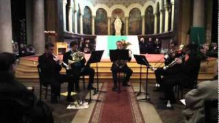 Vivaldi - 4 Seasons - Spring (4 Saisons - Printemps) by the Fantasy Brass Quintet