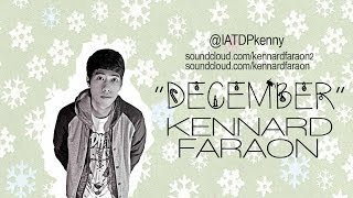 Kennard Faraon - DECEMBER (LYRIC VIDEO)
