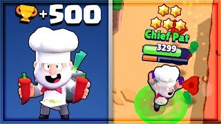 500 TROPHY DYNAMIKE! Best Tips/Tricks | Brawl Stars Gameplay