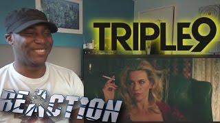 Triple 9 official international trailer #1 (2016) - chiwetel ejiofor, kate winslet - reaction!