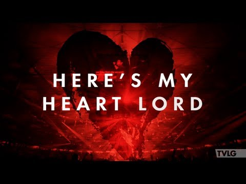 Passion - Here's My Heart Lord (Lyric Video)