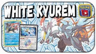 ✪ Pokémon TCG - White Kyurem SPREAD Deck! #DECKTEST