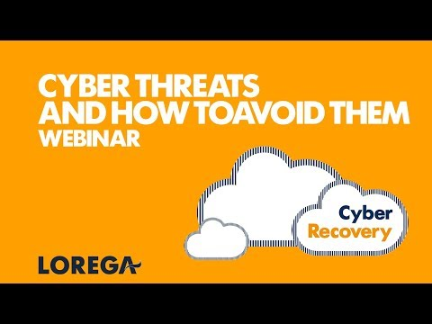 Cyber Threats and How to Avoid Them Webinar