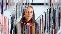 Kuvataiteilija Outi Pieski, Suomen Kulttuurirahaston suurpalkinnon saaja 2020