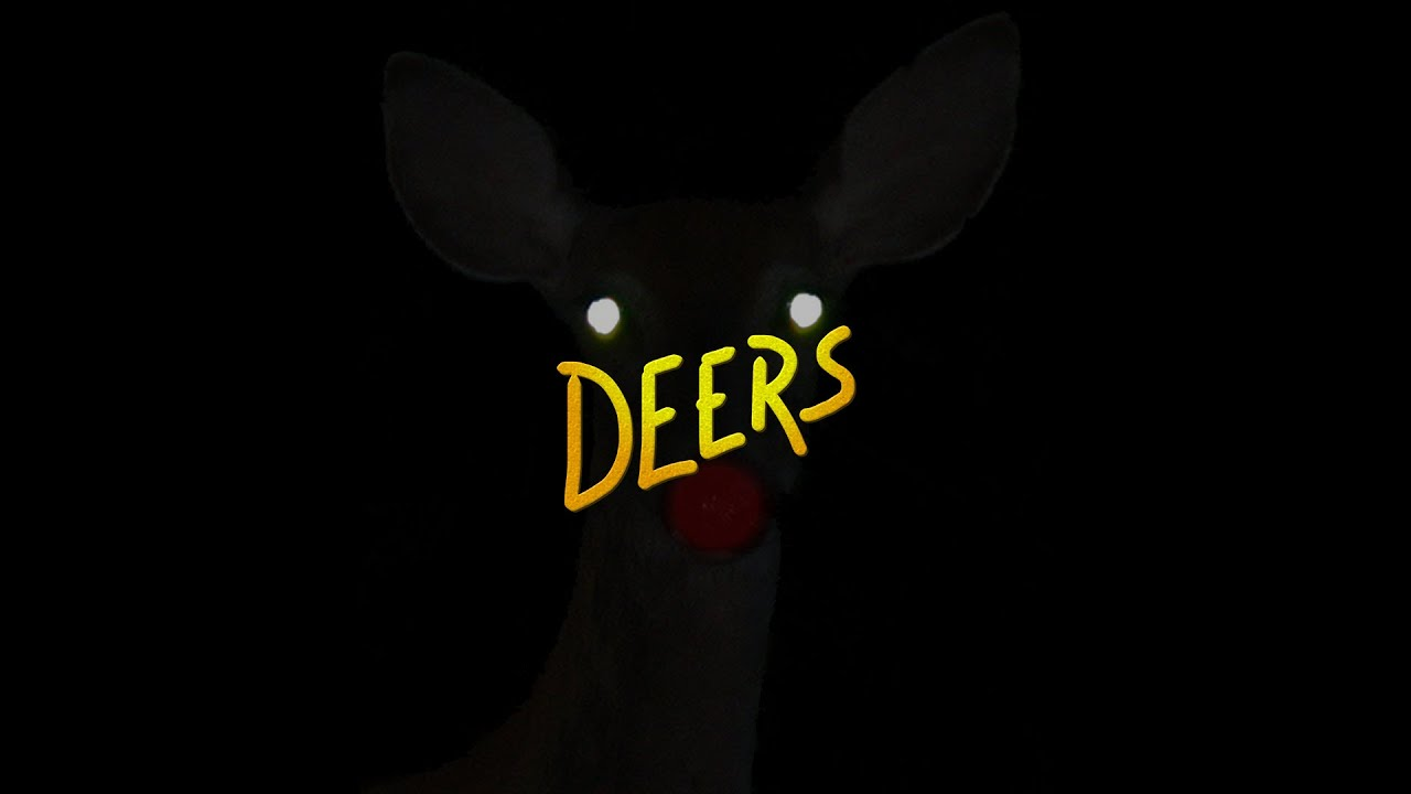 DEERS - CATS parody by Santasia