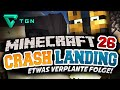 Spielen mit Resourcepack und Shader?!   Minecraft Crash Landing #26 - Hardcore Survival