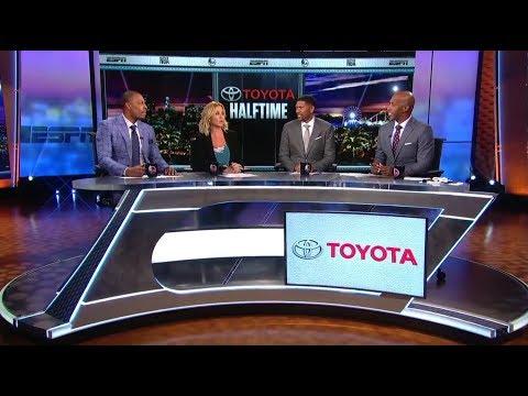 76ers vs Wizards Halftime Report   Oct 18, 2017